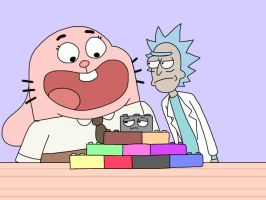 One Rick, One Richard and One Both by Finnjr63