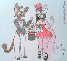 Magician Family by xMistressEcchiCatx