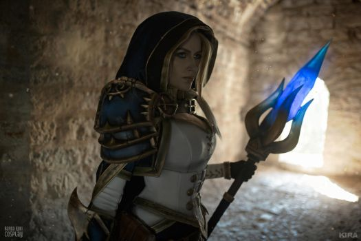 Jaina Proudmoore - Battle for Lordaeron 2 by Narga-Lifestream