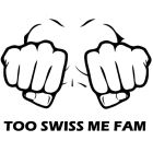 Too Swiss Me Fam! (Logo) by AlphaWWE