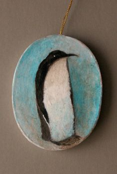 ornament-penguin 2008 by SethFitts