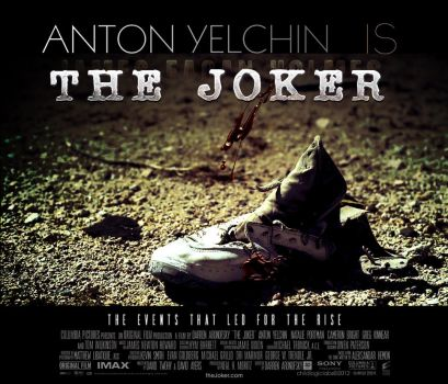 The Joker - Movie Poster v2 by childlogiclabs
