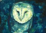 Owl by SargasSall