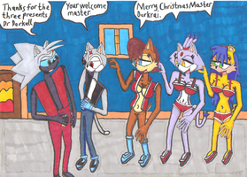 Darkrai's Christmas 2012 by Power1x