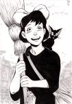 Kiki's Delivery Service by philtactics