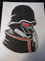 Helghast by x--Darth-Revan--x