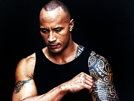 Dwayne Johnson by donvito62