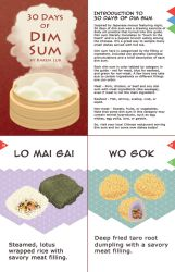 30 Days of Dim Sum by karenluk