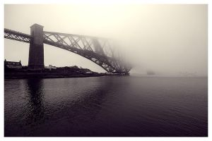 Fog of the Forth by FlippinPhil
