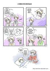 APH: A ribbon for Christmas by carichan
