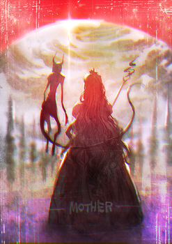 MOTHER by aoki6311