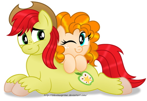 Bright as a Buttercup by AleximusPrime