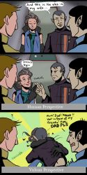 Star Trek: A Matter of Perspective by carrinth
