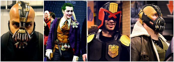 Faves From The Mcm Expo Glasgow by VelvetRedBullet
