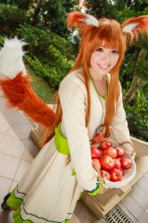 Spice and Wolf - Holo by Xeno-Photography