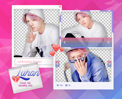 EXO | Luhan Pack Png by KoreanGallery