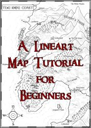 A Lineart Map Tutorial for Beginners by stratomunchkin