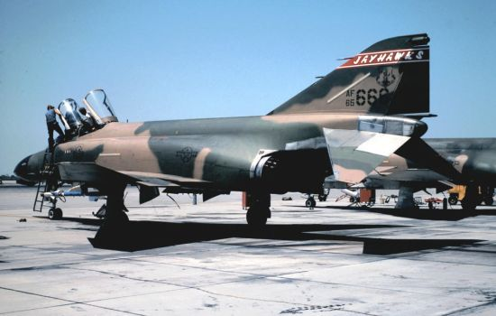 F-4D in 'Wraparound' No. 5 by F16CrewChief