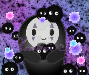 Konpeito No Face by PhantomStarStudio