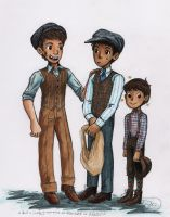 Newsies by sweet-suzume