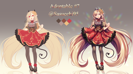 Adobtable 7 [CLOSED] by sasucchi95