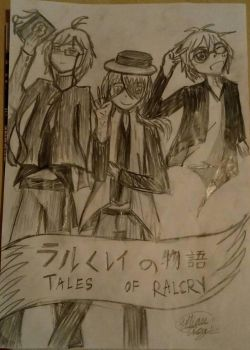Tales Of Ralkcry by lillianchongart