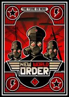 New world order poster by albertoo