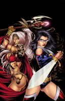 Grimm Fairy Tales 96C by StephenSchaffer