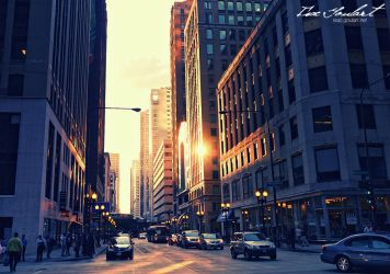 Chicago Blues by IsacGoulart