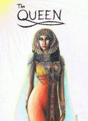 Commission - The Queen by MyWorld1