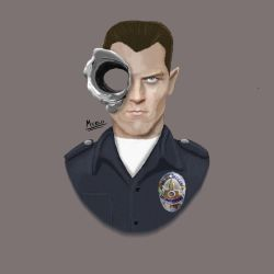 T1000 by CaptainFurious