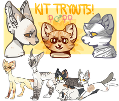 SOFT / SOUGH / OWL KIT TRYOUTS [ WINNERS!!!! ] by peppily
