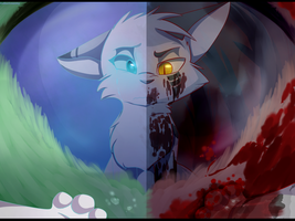 Between Starclan and Dark Forest by EndlessScreaming