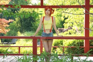 Misty/Ondine cosplay (Pokemon) #10 by Phobos-Cosplay