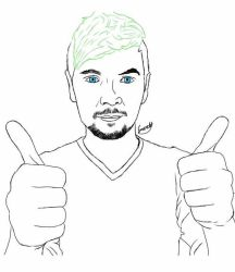 Jacksepticeye Your Support Is Amazing by meerkat--love