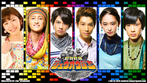 Zyuohger final wallpaper by nobuharuudou