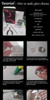 Tutorial: GLASS CHARMS by Hyo-pon
