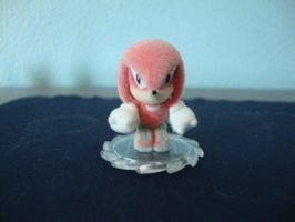 Chibi Knuckles by 6SeaCat9