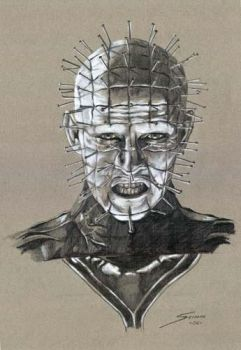 Hellraiser by legserrano