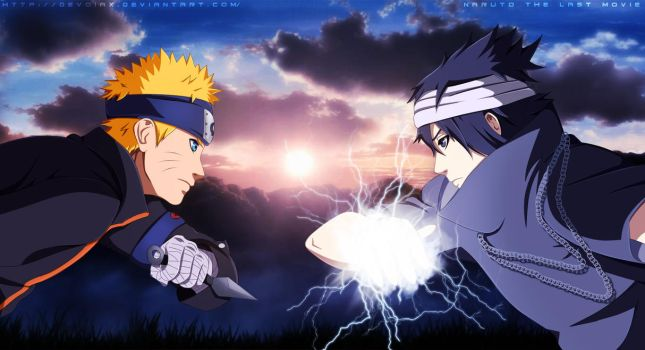 Naruto Last Movie | Final Fight by Devoiax