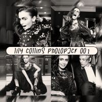 +PHOTOPACK 017//LILY COLLINS by PhotoshootsSST