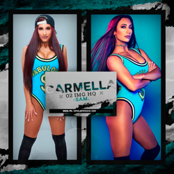 Photopack #957 - Carmella. by TheNightingale01