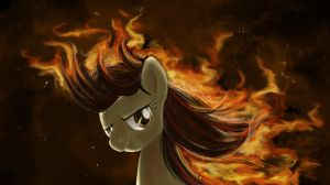 Wild_Fire by IraeCoal