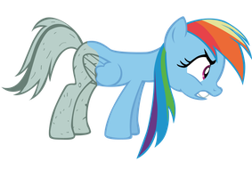 Rainbow Dash - A little stoned by Ocarina0fTimelord