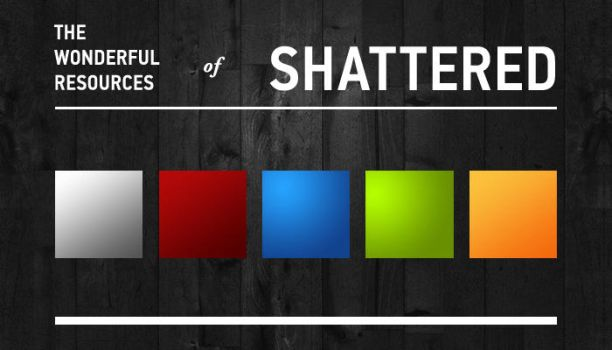 Shattereds Gradients by shattereddesigns07
