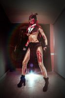 Bloodseeker cosplay Dota2 by shproton