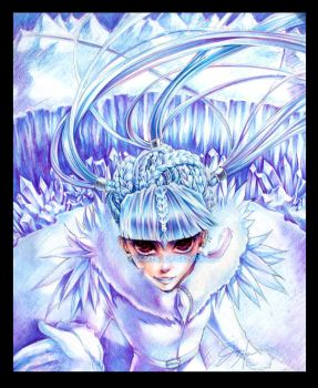 -Ice Queen- by shiawase-chan