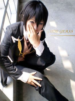 :: Code Geass As Lelouch :: by Pitchy-kimi