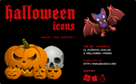 Halloween icons by ncus