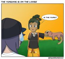 The Yungoos is on the loose